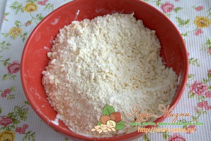 итальянское песочное тесто рецепт