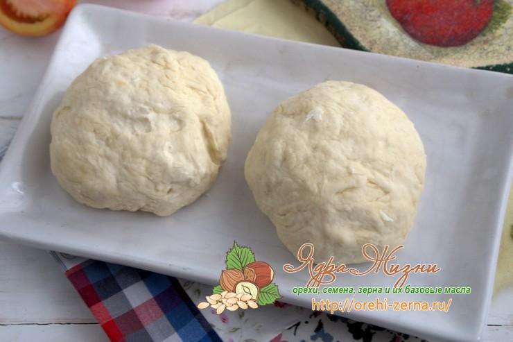 как приготовить тесто на газированной