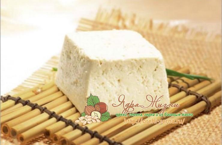 Соевый сыр Тофу: рецепт приготовления