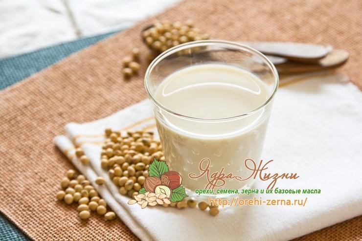 Молоко из сои для беременных