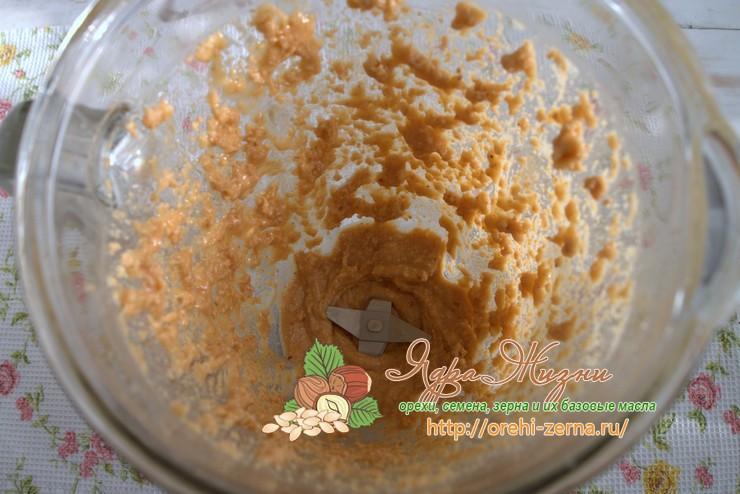 как сделать арахисовую пасту рецепт в домашних условиях