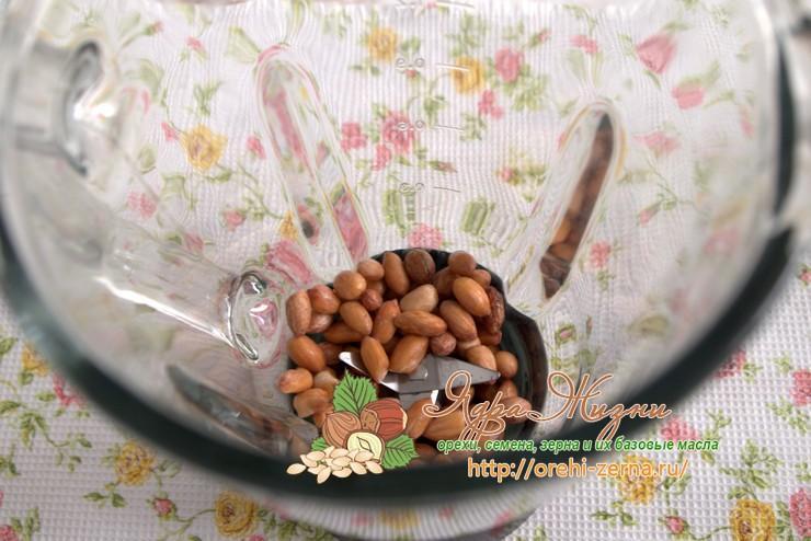 арахисовое молоко рецепт с фото