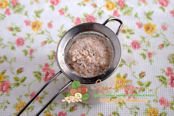 арахисовое молоко рецепт в домашних условиях