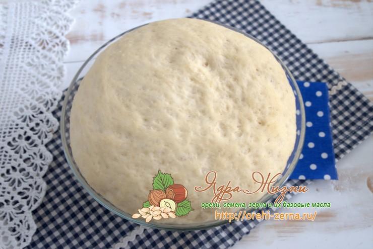быстрое дрожжевое тесто рецепт в домашних условиях