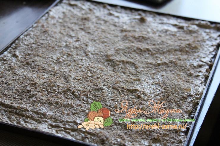 цельнозерновые хлебцы с зеленой гречкой рецепт в домашних условиях