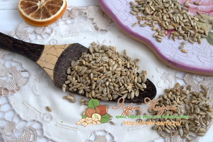 как жарить очищенные семечки в домашних условиях