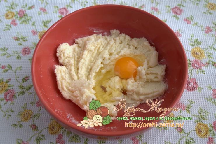 лимонный кекс из рисовой муки рецепт
