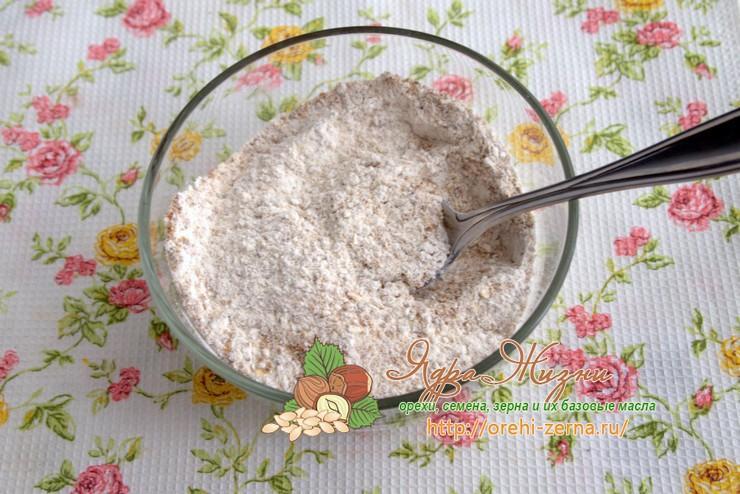 льняное тесто рецепт