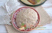 как приготовить тесто из льняной муки рецепт в домашних условиях