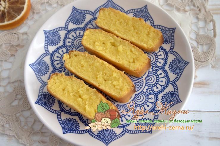 апельсиновый манник рецепт в домашних условиях