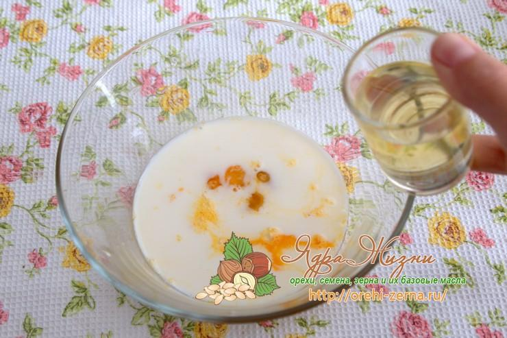 тонкие блины на миндальной муке рецепт