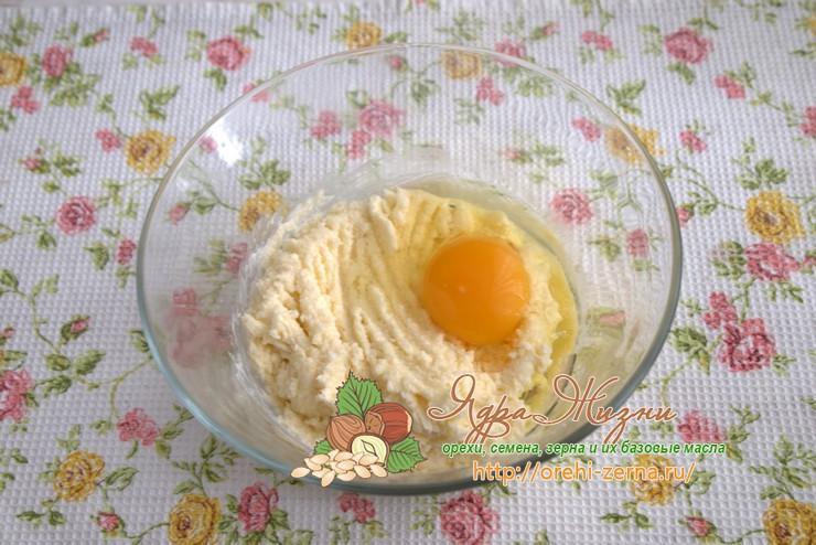 кекс из миндальной муки рецепт