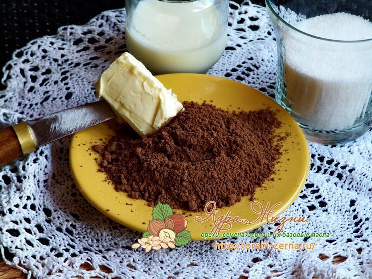 торт Поцелуй негра рецепт в домашних условиях