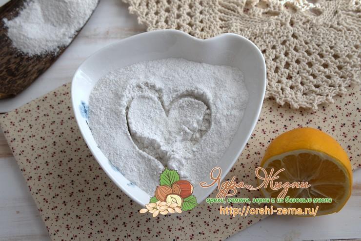 как сделать рисовую муку рецепт в домашних условиях