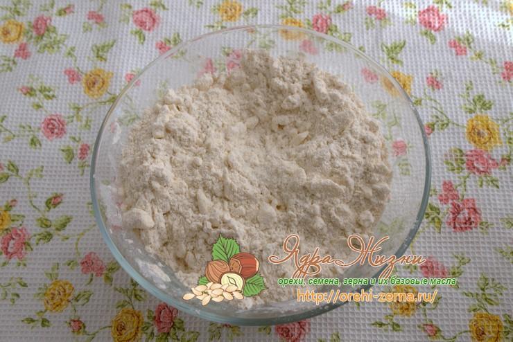 песочное тесто с ржаной мукой рецепт