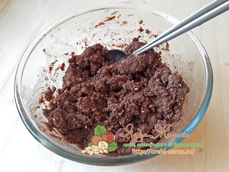 рулет из печенья рецепт с фото