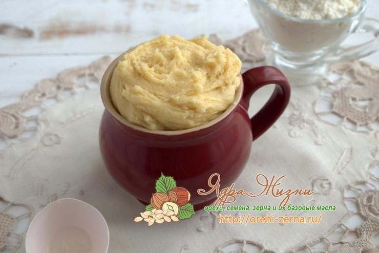 песочное тесто на сухом молоке рецепт в домашних условиях