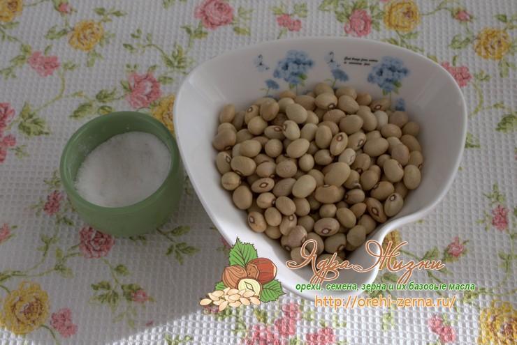 как варить фасоль рецепт
