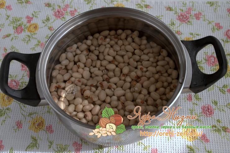 как варить фасоль рецепт с фото