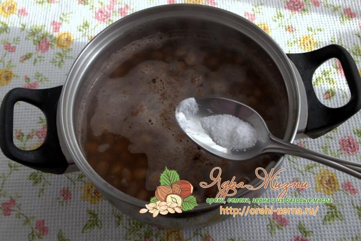 как варить фасоль рецепт в домашних условиях