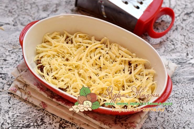запеканка с гречкой и сыром рецепт с фото