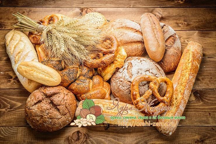 Факты о хлебе