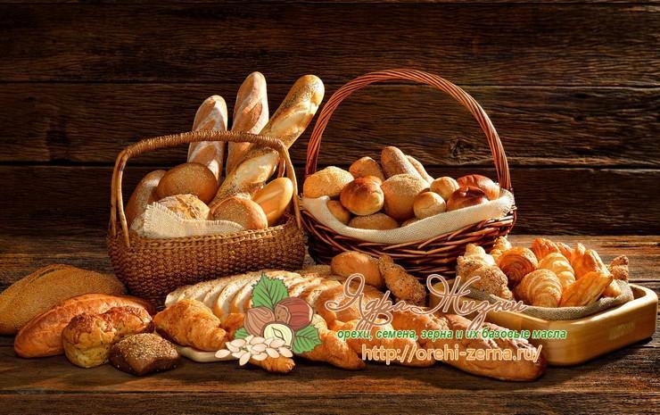 Популярный хлеб