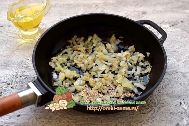 паштет из грибов и фасоли рецепт с фото