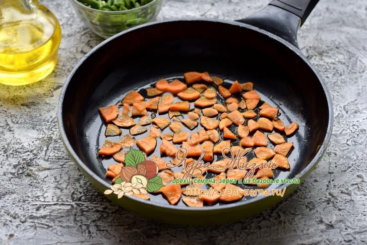 Суп с рисом и стручковой фасолью: пошаговый рецепт с фото