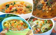 Суп с киноа - рецепты приготовления