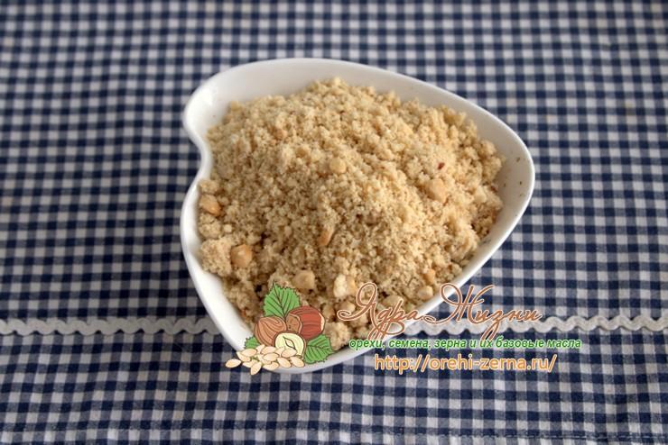 арахисовое печенье рецепт