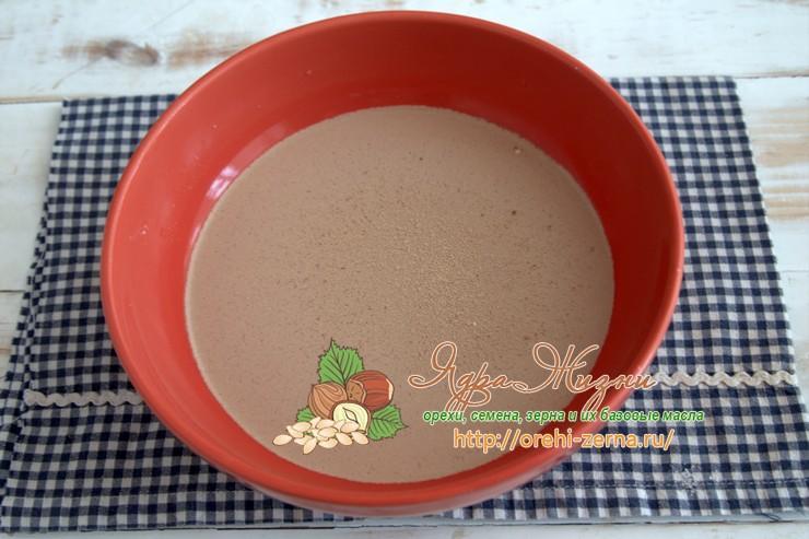 гречневый хлеб с семенами льна рецепт в домашних условиях