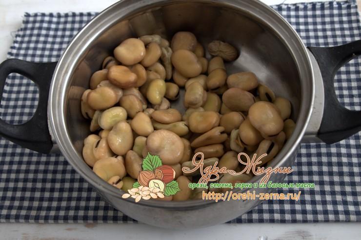 Как правильно варить бобы рецепт в домашних условиях