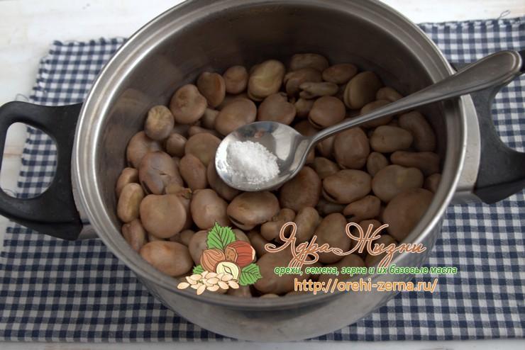 Как правильно варить бобы