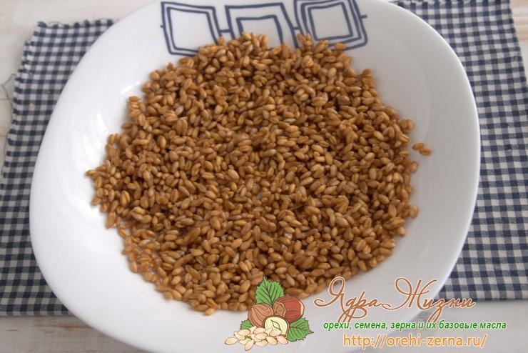 Как прорастить пшеницу рецепт в домашних условиях
