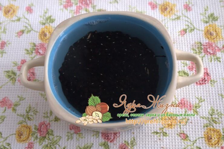 Как варить черную фасоль рецепт