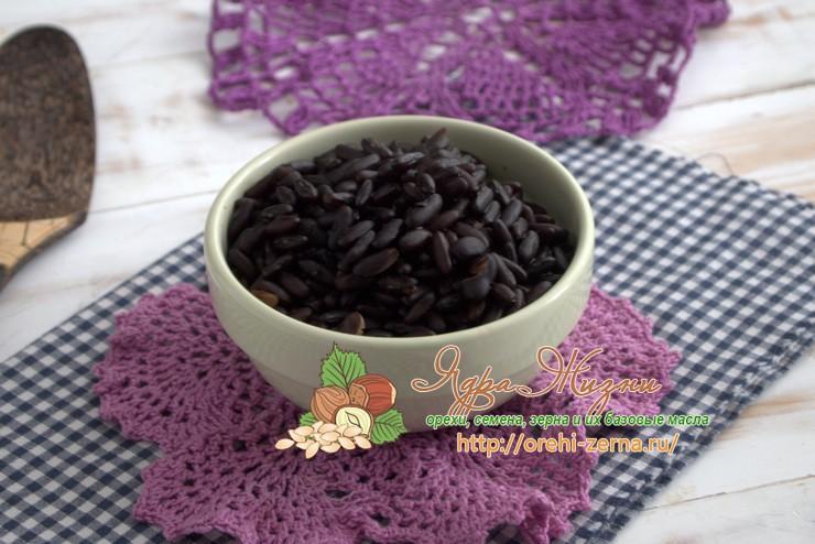 как варить черную фасоль: рецепт в домашних условиях