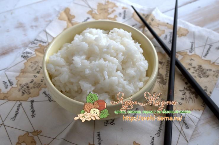 Как варить рис для суши: рецепт в домашних условиях