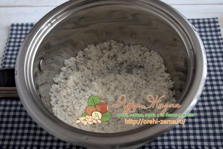 Как варить рис для суши рецепт в домашних условиях