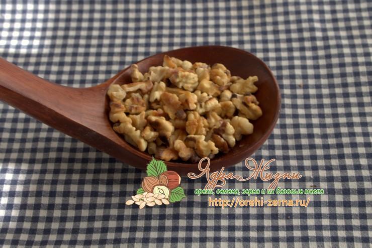 Как жарить грецкие орехи на сковороде