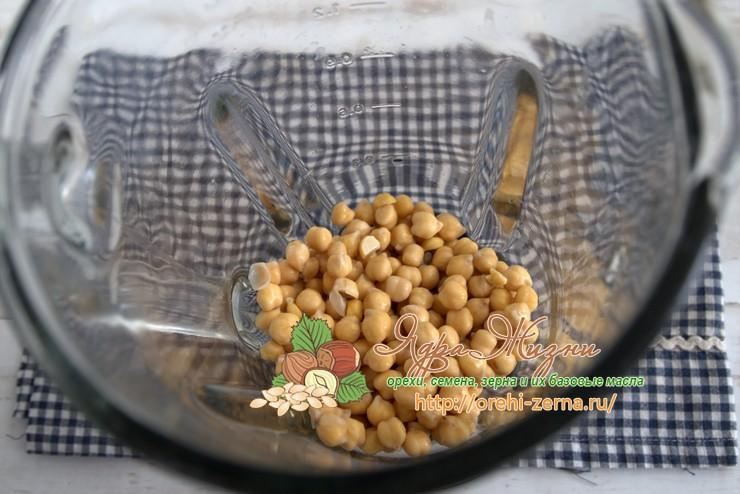Котлеты из нута и чечевицы рецепт