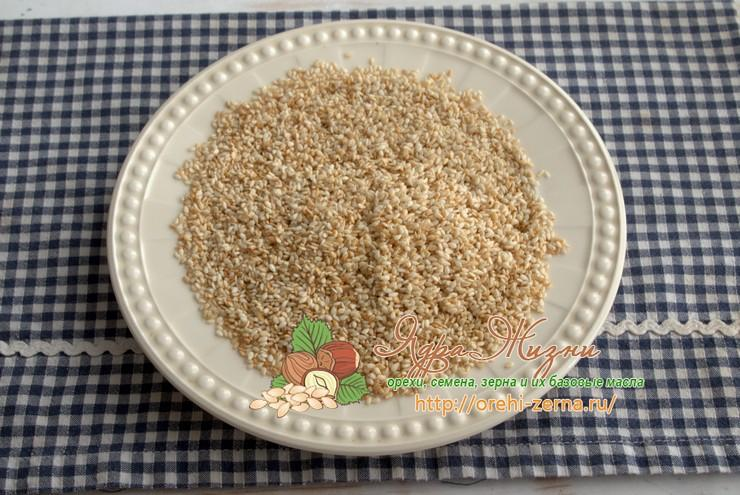 кунжутная паста «Тахини» рецепт