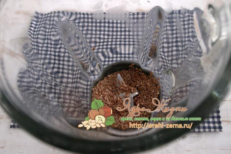 льняная каша с черносливом рецепт в домашних условиях