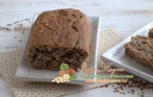 Льняной хлеб с овсяными хлопьями: рецепт в домашних условиях