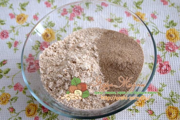 мультизлаковый хлеб рецепт в домашних условиях
