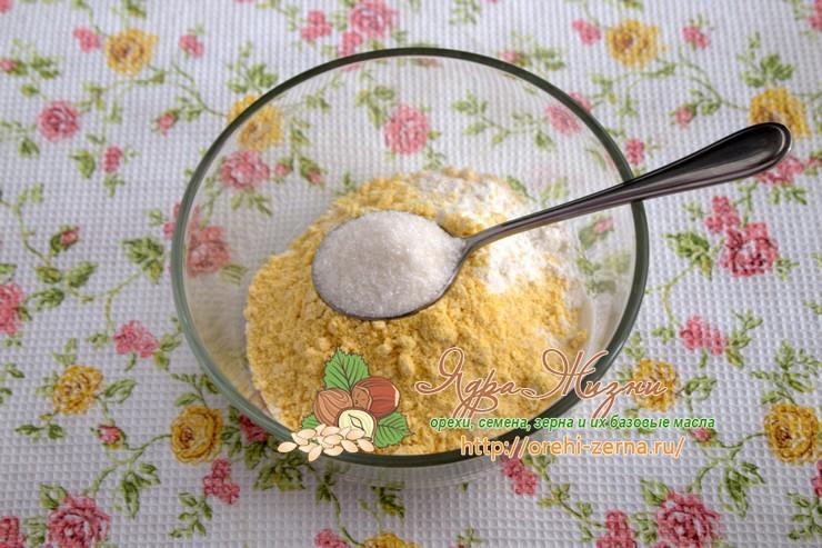 Оладьи из кукурузной муки рецепт в домашних условиях