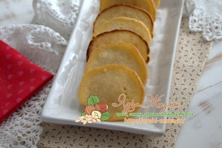 Оладьи из кукурузной муки: рецепт в домашних условиях