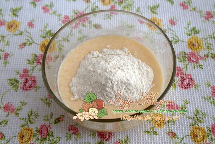 оладьи из рисовой муки