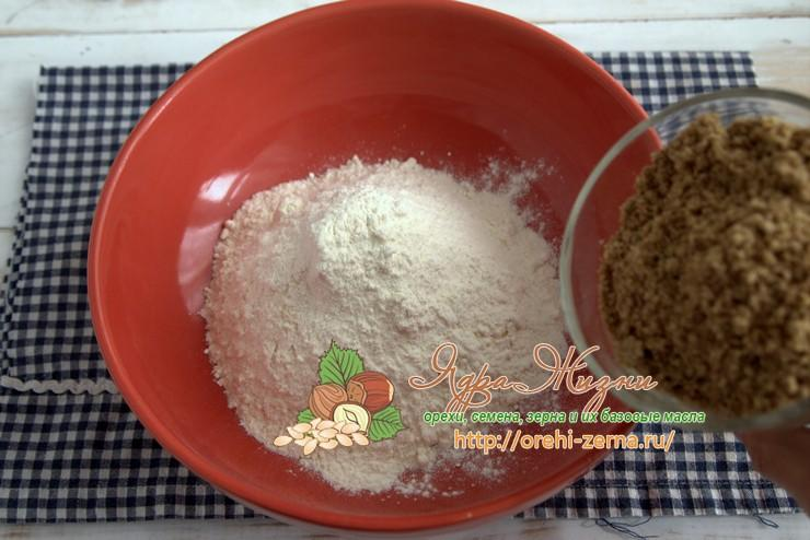 Постное льняное тесто рецепт в домашних условиях
