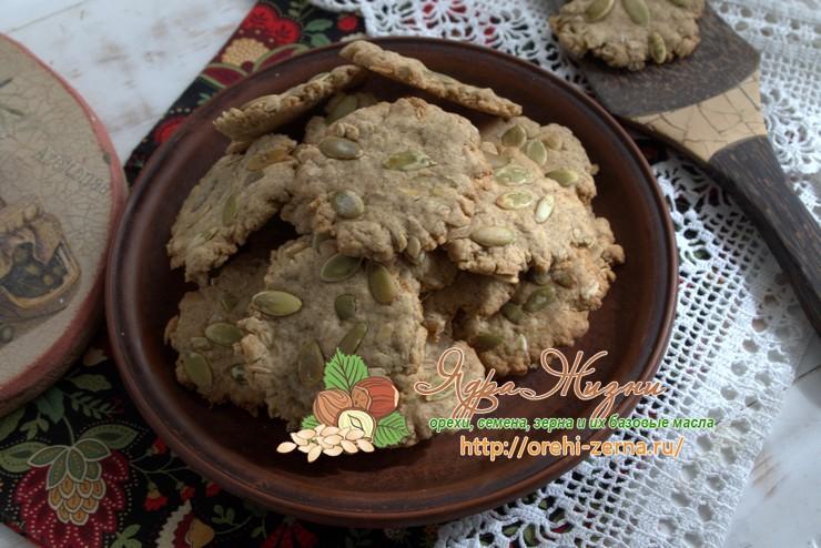 Ржаные хлебцы с семечками: рецепт в домашних условиях